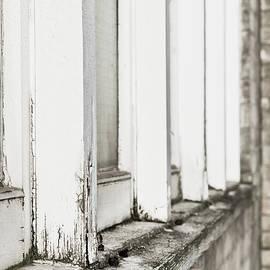 Old window frame - Tom Gowanlock