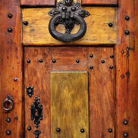 Carlos Caetano - Old Wooden Door