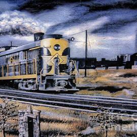 Gerald Ziolkowski - On the Rails