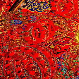 Andy Za - Oriental Motif. Texture.
