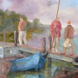 Susan Richardson - Oyster Catchers