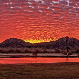 Robert Bales - Panoramic Sunrise
