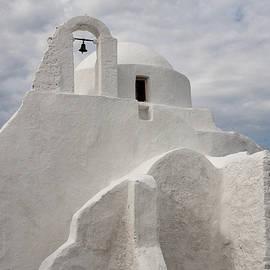 Bob Neiman - Paraportiani Church Mykonos 1535