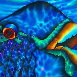 Daniel Jean-Baptiste - Parrotfish