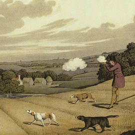 Partridge Shooting - Henry Thomas Alken