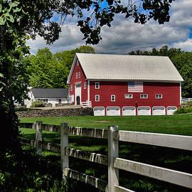 Tricia Marchlik - Patriotic Barn