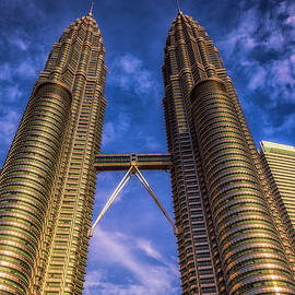 Jijo George - Petronas tower