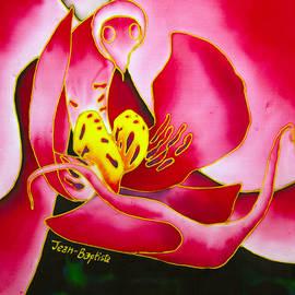 Daniel Jean-Baptiste - Pink Orchid