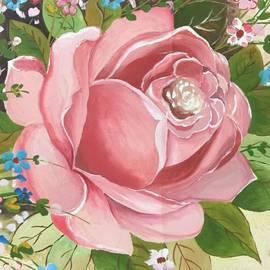 Pushpa Sharma - Pink Rose