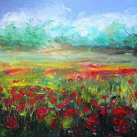 Vesna Martinjak - Poppy Fields