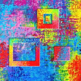 Jeremy Aiyadurai - Portals Of Color