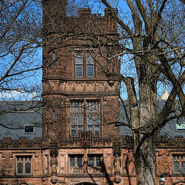 Olivier Le Queinec - Princeton University East Pyne Hall Tower