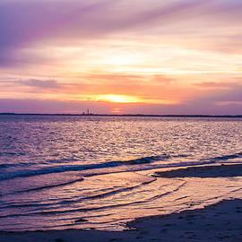 Karen Regan - Purple Sunset