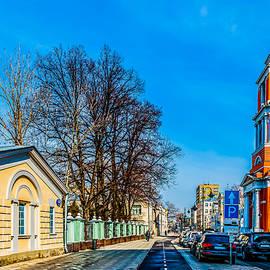 Alexander Senin - Pyatnitskaya Street Of Moscow