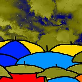 Anand Swaroop Manchiraju - Rain Rain Go Away