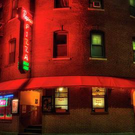 Joann Vitali - Regina Pizza - North End Boston