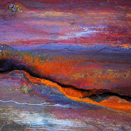 Paul Parsons - Rust sunset