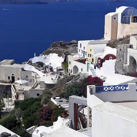 Sally Weigand - Santorini Overview