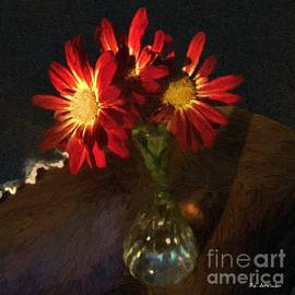 RC deWinter - Scarlet and Gold