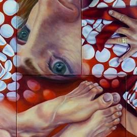 Jenny Retief - Self portrait