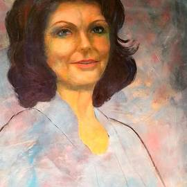 Dagmar Helbig - Selfportrait