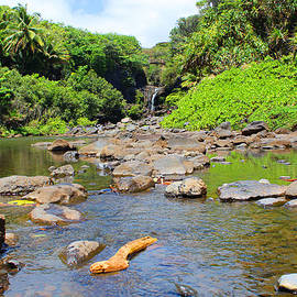 Michael Rucker - Seven Sacred Pools of Maui