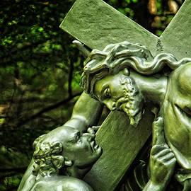 Mike Martin - Simon Helps Jesus
