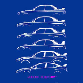 Six Stars SilhouetteHistory - Gabor Vida