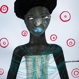 Gloria Ssali - South Sudanese Lady