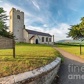 Adrian Evans - St Marcellas Church