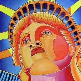 Joseph J Stevens - Statue of Liberty