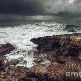 Stormy Seascape - Carlos Caetano