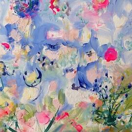 Judith Desrosiers - Summer garden
