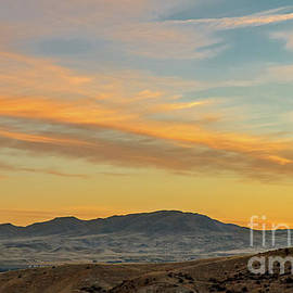 Robert Bales - Sunrise Over Squaw Butte