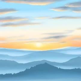 Sunrise - Veronica Minozzi