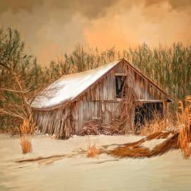 Mary Timman - Sunset Barn