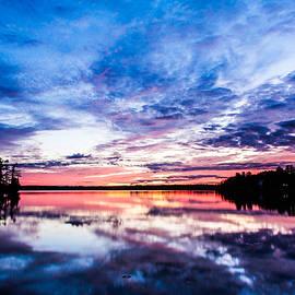AL Thomas - Blue Sunset