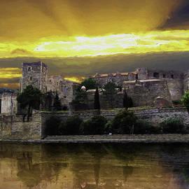 Angie Zeitlin - Sunset Castle