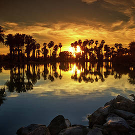 Saija  Lehtonen - Sunset Reflections