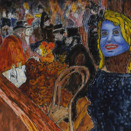 Phil Strang - Susan Lautrec
