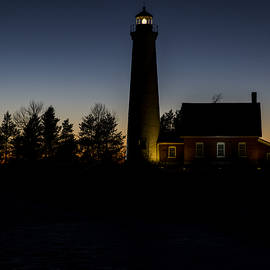 Sherman Cahal - Tawas Point Lighthouse