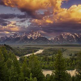 Andrew Soundarajan - Teton Cloudburst