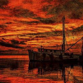 Dave Bosse - Textured Sunset