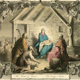 The Birth of Christ - English School