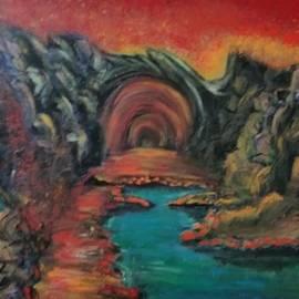 Deyanira Harris - The Cave
