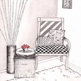 Jayne Somogy - The Chair