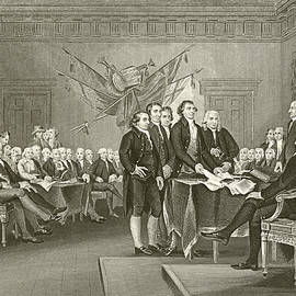 The Declaration of Independence - American School