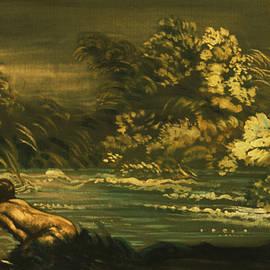 The Flood - Arthur Bowen Davies