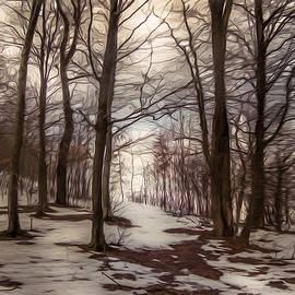 Olimpia Negura - The forest