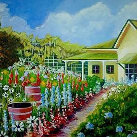 Sandra Sengstock-Miller - The Garden Path